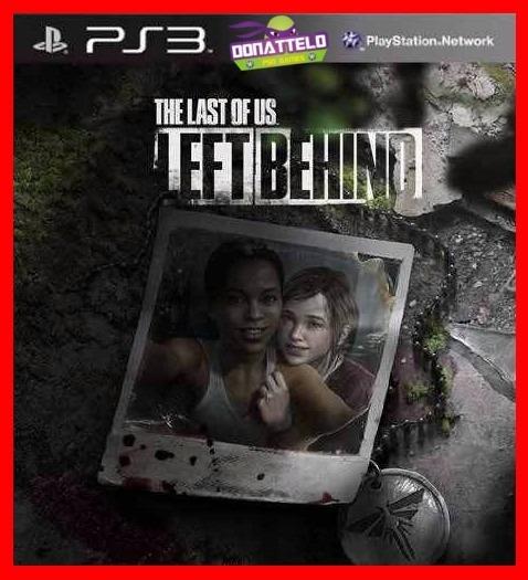 Dlc Left Behind Standalone Ps3 Psn - The Last Of Us Dublado