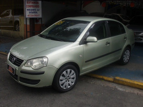 Polo Sedan 1.6 Completo, Impecavel 2008, Estudo Troca