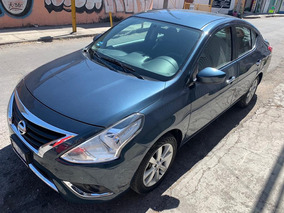 Nissan Versa 1.6 Advance At 2016