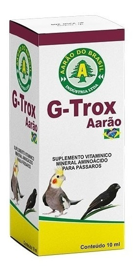 G Trox Aarão 10ml
