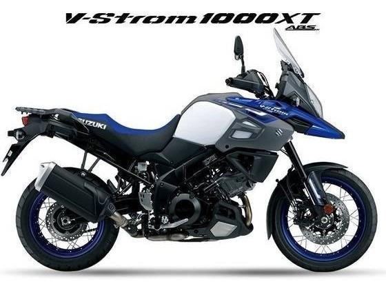 Suzuki V-strom 1000xt Abs 2020
