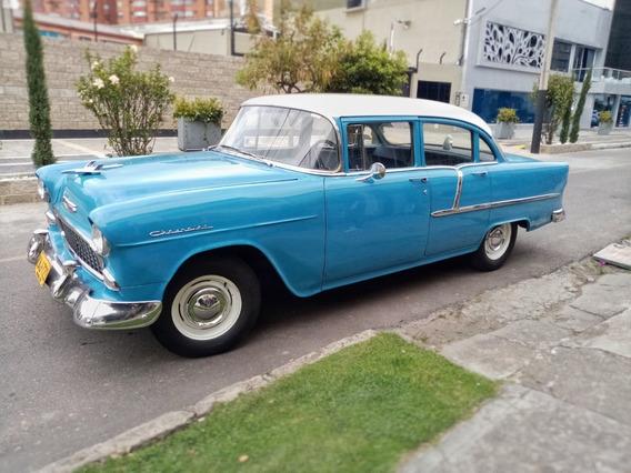 Chevrolet Bel Air 1955 Sedán 1.6