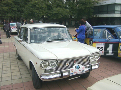 Fiat 1500 Año 1969. Segundo Dueño. Documentación Completa.