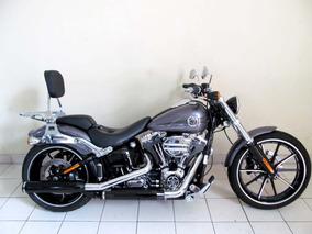 Harley Davidson Softail Breakout 1600 2015 Cinza