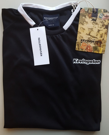 Remera Deportiva Kevingstone Talle 16/18 Años O Adultos- S