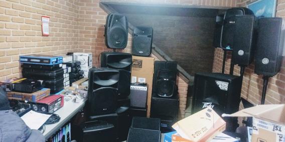 Aluguel De Mesa Som E Dj Profissional Controladoras - Áudio