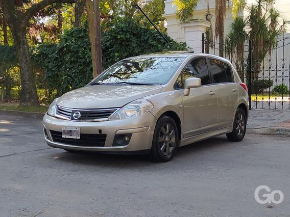Nissan Tiida 1.8 Acenta 6mt 5 Puertas 2010 Oportunidad!