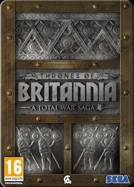A Total War Saga: Thrones Of Britannia Pc - Dvd
