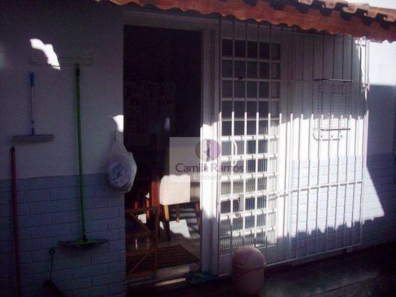 Casa Residencial À Venda, Centro, Suzano. - Ca0219