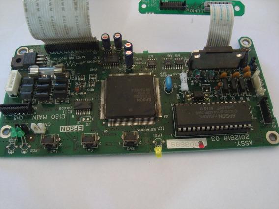 Placa Lógica Epson Lx 300 Com Cabo Flat