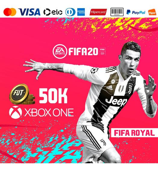 Coins Fifa20 Xbox One 50k