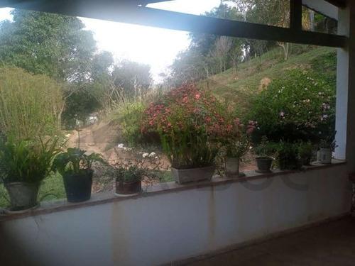 Imagem 1 de 25 de Chácara Rural Para Venda. Casa Aconchegante Em Juquitiba - 376 - 69901286