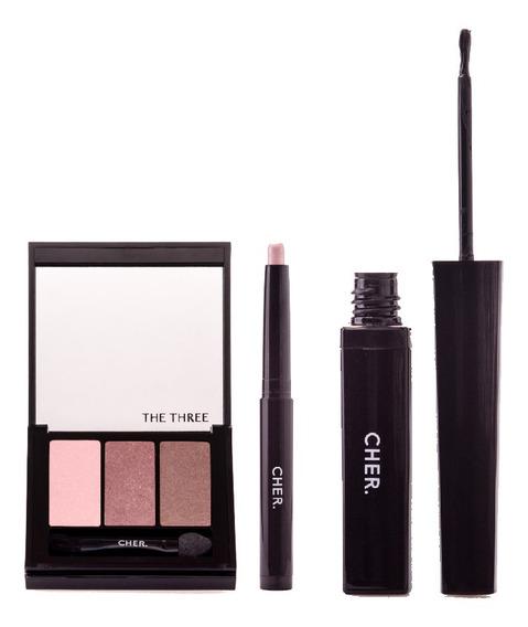 Set De Maquillaje Para Ojos Cher The Luxurious Eyes