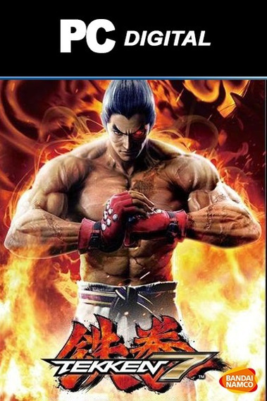 Tekken 7 Pc Frete Gratis