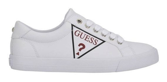 Tenis Guess Dama Blanco Wgnealie-a