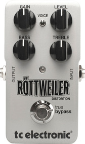 Pedal Tc Electronic Röttweiler Distortion
