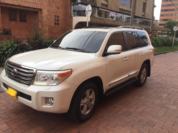 Toyota Sahara Vxl 2014