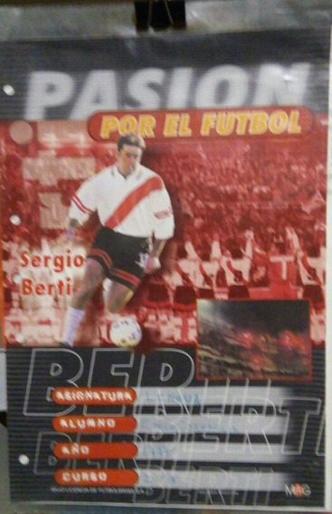 Lote 2 Separadores/ River/ 1999/ Gallardo/ Enzo/ Berti/....