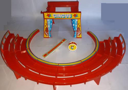 Gradas Y Escenario Del Circo Playmobil