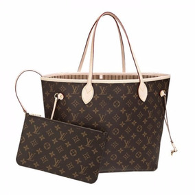 Louis Vuitton Neverfull Mm Brown