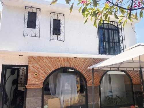 Casa En Renta Amueblada, Fracc. Las Misiones, Naucalpan, Edo Mex