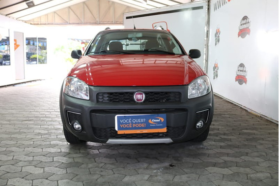 Fiat Strada 1.4 Mpi Hard Working Cd 8v Flex 3p Manual 2