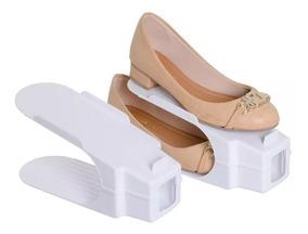 Organizador Rack Sapato 20 Unidades Branco