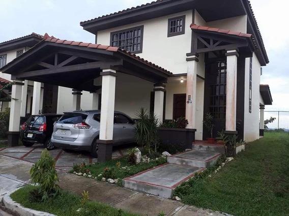 Se Alquila Hermosa Casa En Las Cumbres#17-3541