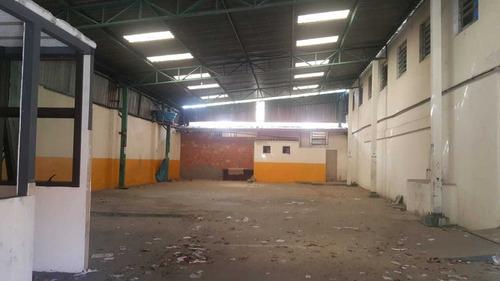 Galpão Para Alugar No Betânia Em Belo Horizonte/mg - 2278