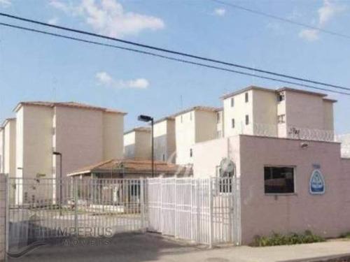 Imagem 1 de 8 de Vende-se Apartamento Padrão - 3654