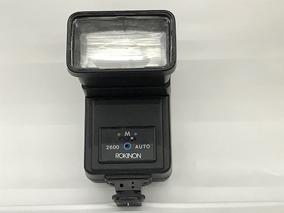 Flash Rokinon 2600 Auto.