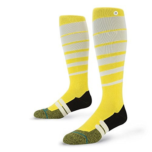 Calcetines Para Hombre Stance M755a16gro, Amarillo - M