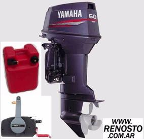 Motores Yamaha 60hp 2t Full Arr/power/inyección - Renosto