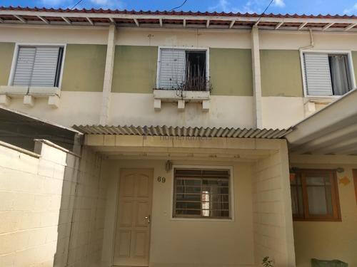Casa Com 2 Dormitórios À Venda, 625 M² Por R$ 270.000,00 - Vila Maria Eugênia - Campinas/sp - Ca2183