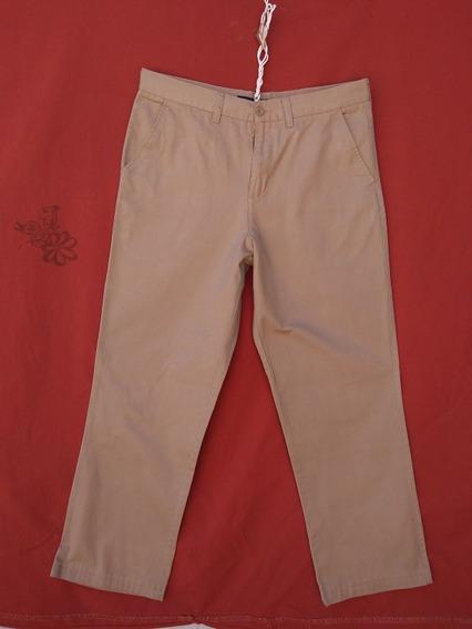 Pantalón De Gabardina, Pantalon De Vestir, Pantalón Talle 44