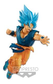 Banpresto Dragon Ball Super Broly Ss Blue Goku Ultimate