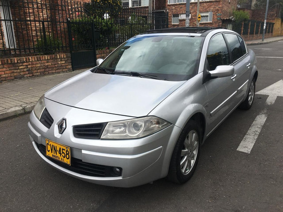 Renault Mégane Ii Dynamique At 2000cc Aa