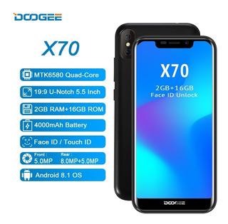 Celular Doogee X70 Original 4000 Mah Bateria Android 8.1