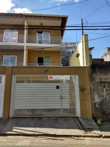 Sobrado À Venda, 200 M² Por R$ 580.000,00 - Padroeira - Osasco/sp - So1792