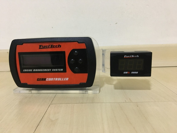 Suporte Fueltech Ft500/400/300 + Nano Lateral