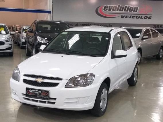 Chevrolet Celta Lt 1.0 Mpfi 8v Flexpower, Pux9566