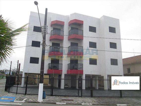 Cobertura Com 4 Dorms, Vila Atlântica, Mongaguá - R$ 350.000,00, 110m² - Codigo: 48708 - A48708