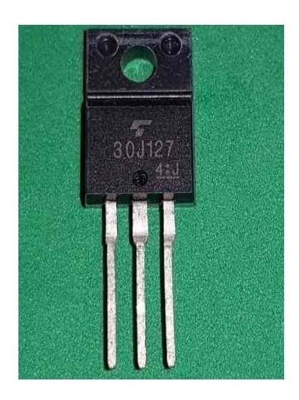 5 Unidades Transistor 30j127 Gt 30j127 Novo Original