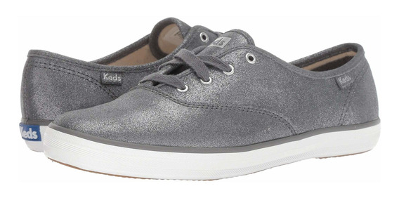 Zapatillas Mujer Keds Champion Glitter Suede