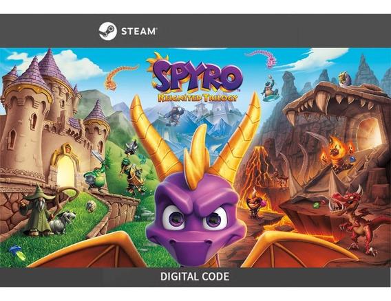Pack Spyro Reignited Trilogy P/ Pc Key Original Steam!