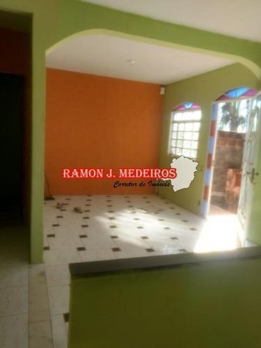 Casa  3/5qts 2sls 2wc Rosimeire/xangri-la Grande Bhte-mg