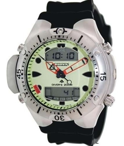 Rel. Citizen Promaster Aqualand Jp1060-01w / Tz10128m C/ Nf