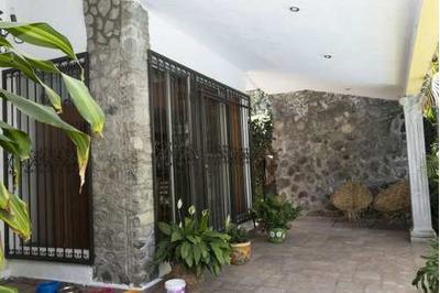Casa Sola De Una Planta En Hacienda Tetela Cuernavaca Morelos