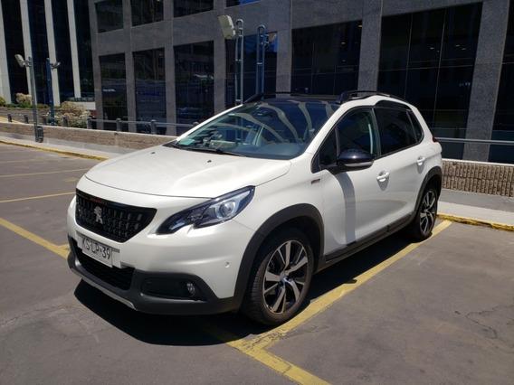 Peugeot 2008 Gt Line Año 2018 34.000 Km