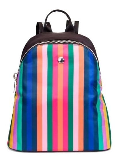 Mochila Jackie Smith Rayas Stripes Multicolor Dear 2020